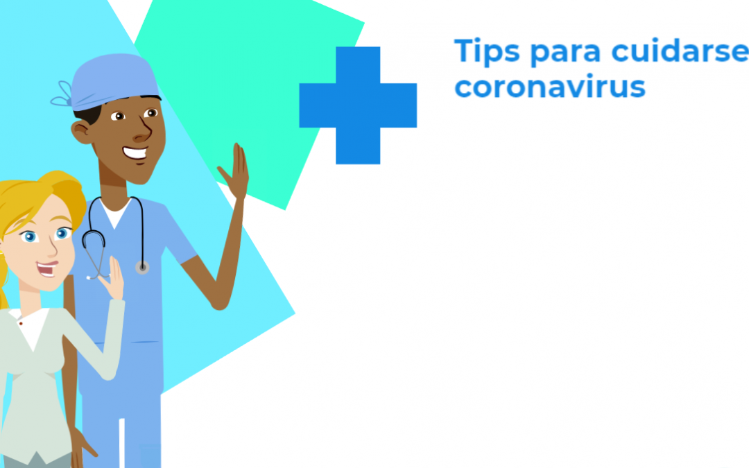 Tips para prevenir el coronavirus